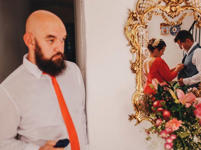 La boda de Dani y Bea en Zarza La Mayor, Cáceres 11