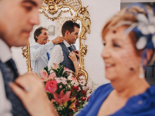 La boda de Dani y Bea en Zarza La Mayor, Cáceres 12