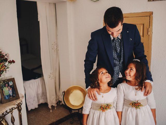 La boda de Dani y Bea en Zarza La Mayor, Cáceres 15