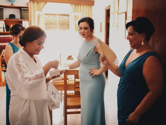 La boda de Dani y Bea en Zarza La Mayor, Cáceres 17