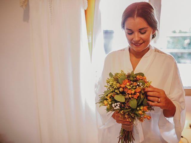 La boda de Dani y Bea en Zarza La Mayor, Cáceres 22