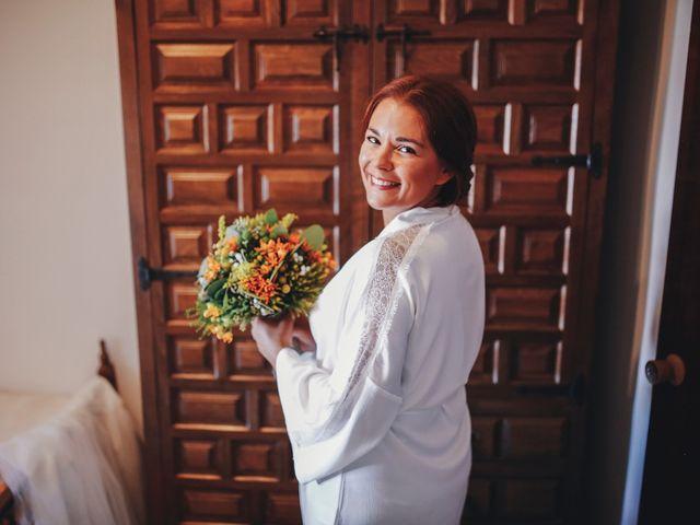 La boda de Dani y Bea en Zarza La Mayor, Cáceres 25