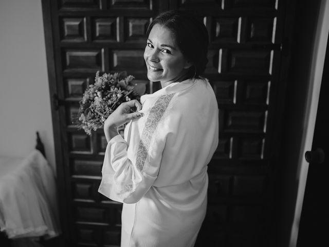 La boda de Dani y Bea en Zarza La Mayor, Cáceres 26