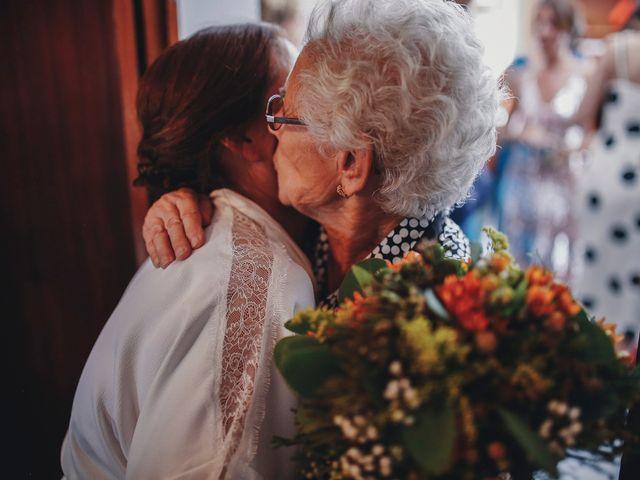 La boda de Dani y Bea en Zarza La Mayor, Cáceres 27