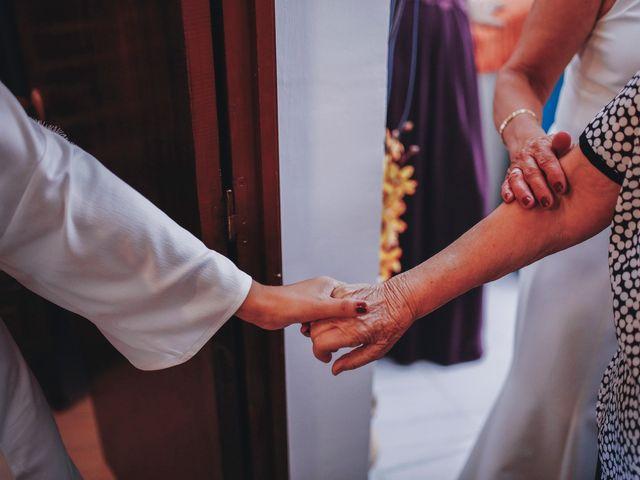 La boda de Dani y Bea en Zarza La Mayor, Cáceres 28