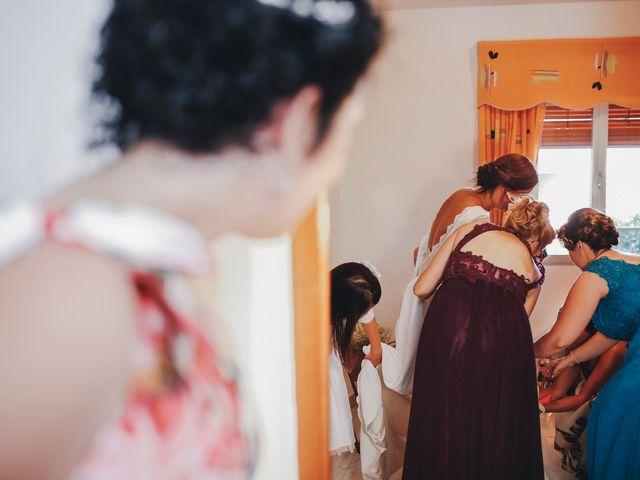 La boda de Dani y Bea en Zarza La Mayor, Cáceres 33