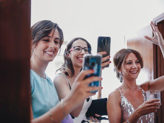 La boda de Dani y Bea en Zarza La Mayor, Cáceres 34