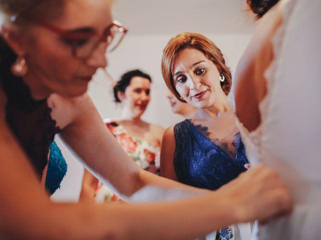 La boda de Dani y Bea en Zarza La Mayor, Cáceres 36