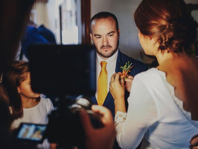 La boda de Dani y Bea en Zarza La Mayor, Cáceres 38
