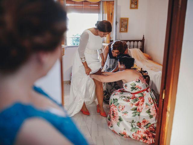 La boda de Dani y Bea en Zarza La Mayor, Cáceres 41