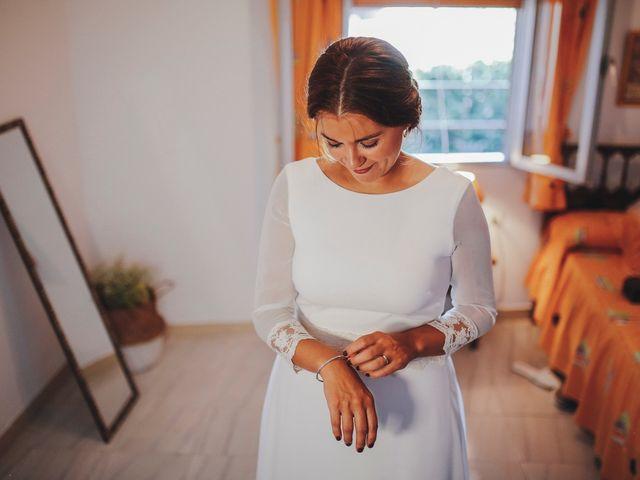 La boda de Dani y Bea en Zarza La Mayor, Cáceres 42