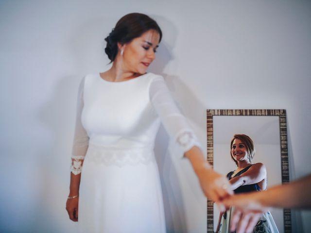 La boda de Dani y Bea en Zarza La Mayor, Cáceres 44