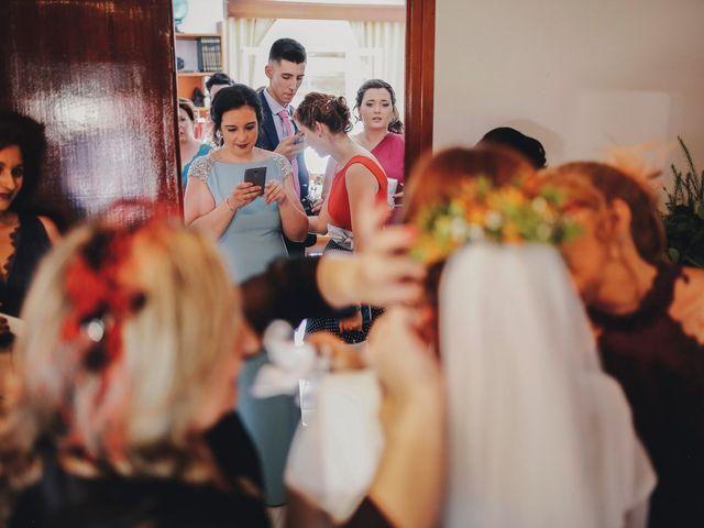 La boda de Dani y Bea en Zarza La Mayor, Cáceres 49