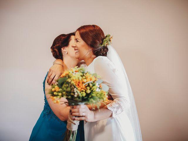 La boda de Dani y Bea en Zarza La Mayor, Cáceres 51