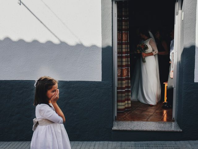 La boda de Dani y Bea en Zarza La Mayor, Cáceres 53
