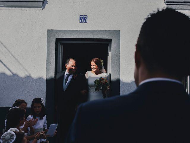 La boda de Dani y Bea en Zarza La Mayor, Cáceres 54