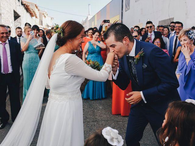 La boda de Dani y Bea en Zarza La Mayor, Cáceres 55