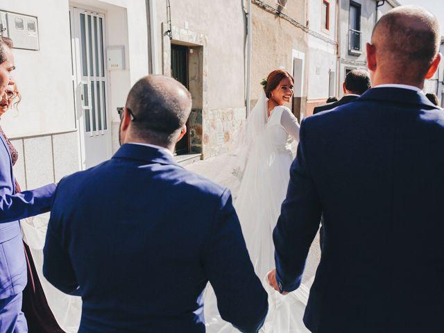 La boda de Dani y Bea en Zarza La Mayor, Cáceres 58