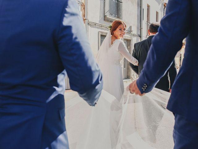 La boda de Dani y Bea en Zarza La Mayor, Cáceres 59