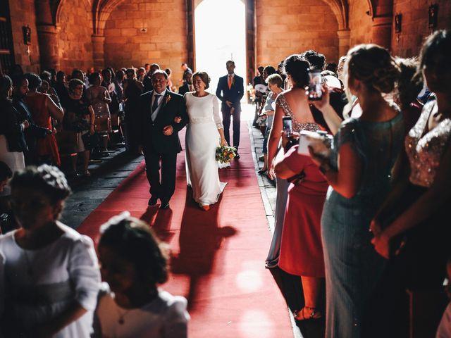 La boda de Dani y Bea en Zarza La Mayor, Cáceres 62