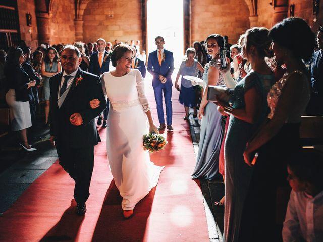 La boda de Dani y Bea en Zarza La Mayor, Cáceres 64