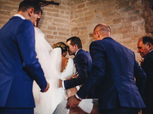 La boda de Dani y Bea en Zarza La Mayor, Cáceres 65