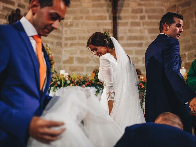 La boda de Dani y Bea en Zarza La Mayor, Cáceres 66