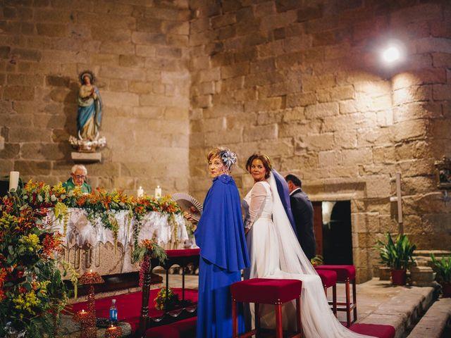 La boda de Dani y Bea en Zarza La Mayor, Cáceres 69
