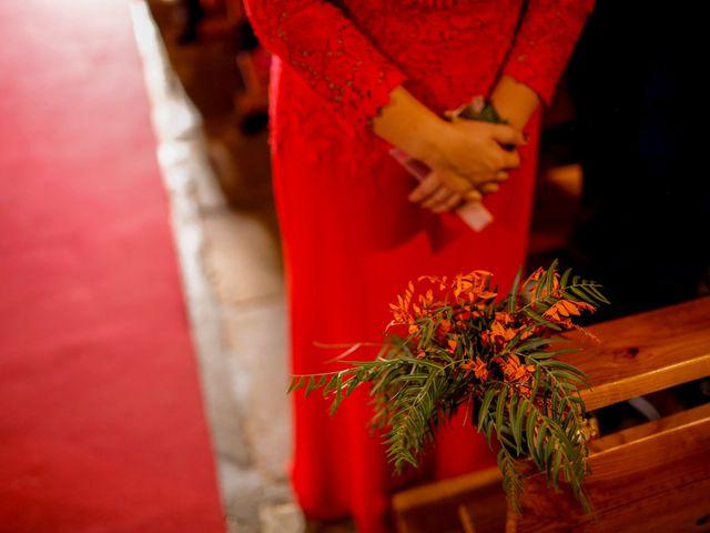 La boda de Dani y Bea en Zarza La Mayor, Cáceres 70