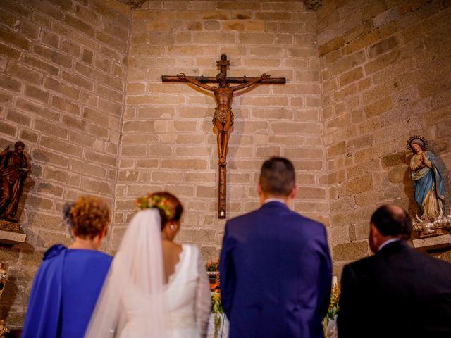 La boda de Dani y Bea en Zarza La Mayor, Cáceres 71