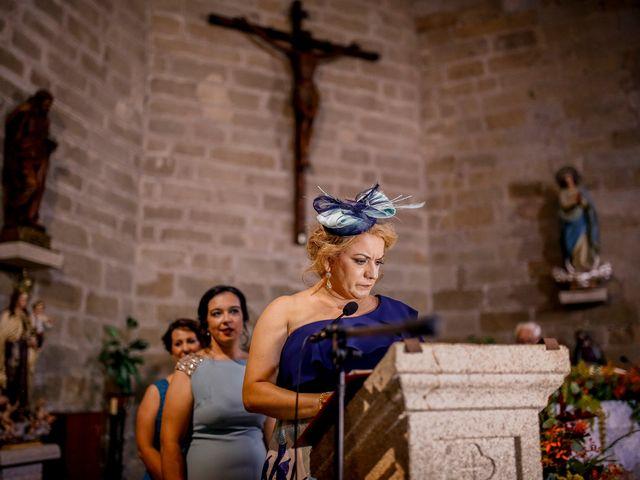 La boda de Dani y Bea en Zarza La Mayor, Cáceres 72