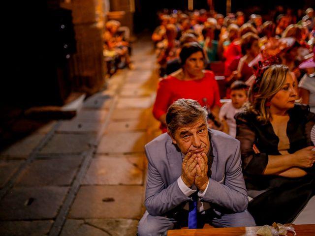 La boda de Dani y Bea en Zarza La Mayor, Cáceres 73