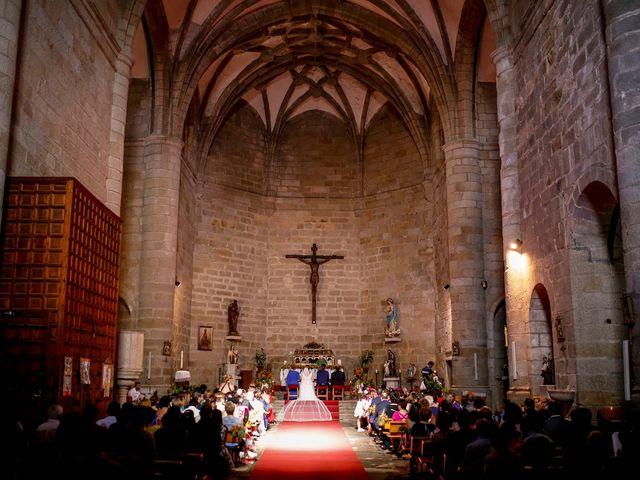 La boda de Dani y Bea en Zarza La Mayor, Cáceres 74