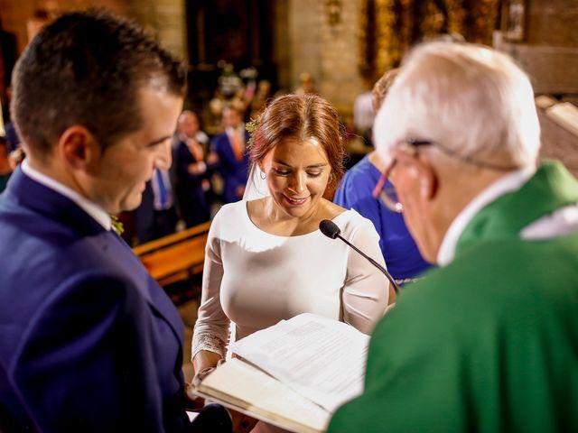 La boda de Dani y Bea en Zarza La Mayor, Cáceres 76