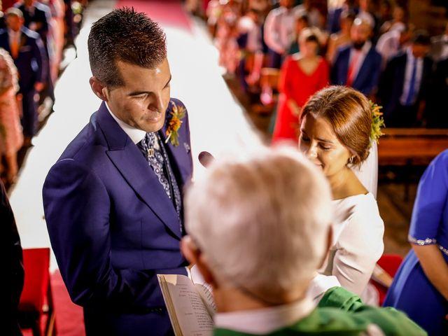 La boda de Dani y Bea en Zarza La Mayor, Cáceres 77