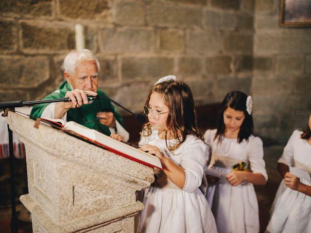 La boda de Dani y Bea en Zarza La Mayor, Cáceres 80