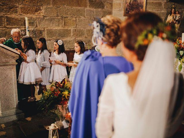 La boda de Dani y Bea en Zarza La Mayor, Cáceres 81