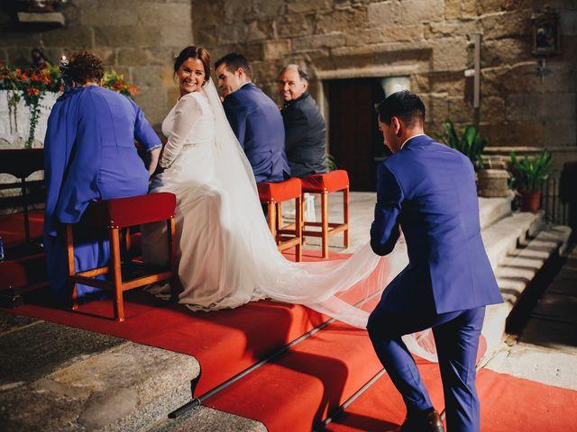 La boda de Dani y Bea en Zarza La Mayor, Cáceres 82