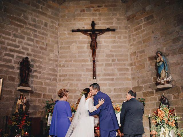 La boda de Dani y Bea en Zarza La Mayor, Cáceres 83
