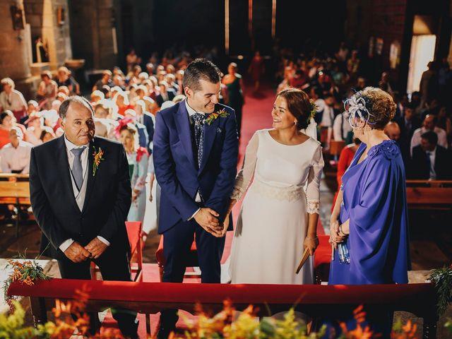 La boda de Dani y Bea en Zarza La Mayor, Cáceres 84