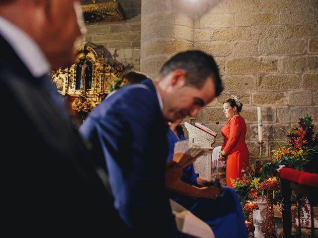 La boda de Dani y Bea en Zarza La Mayor, Cáceres 85