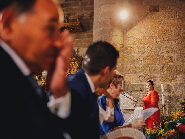 La boda de Dani y Bea en Zarza La Mayor, Cáceres 86