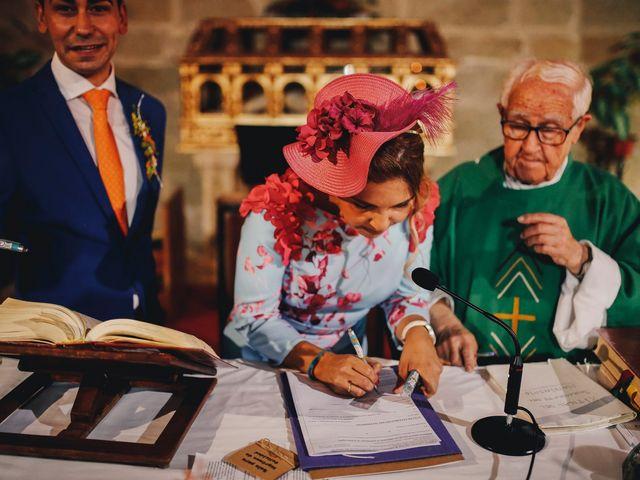 La boda de Dani y Bea en Zarza La Mayor, Cáceres 87