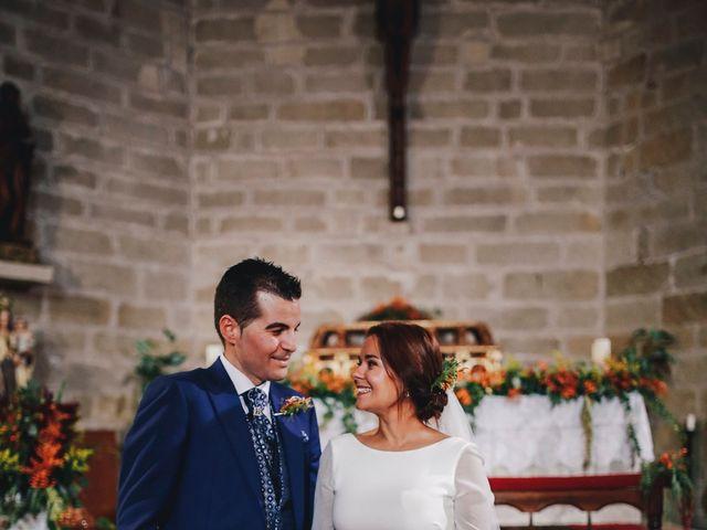 La boda de Dani y Bea en Zarza La Mayor, Cáceres 89