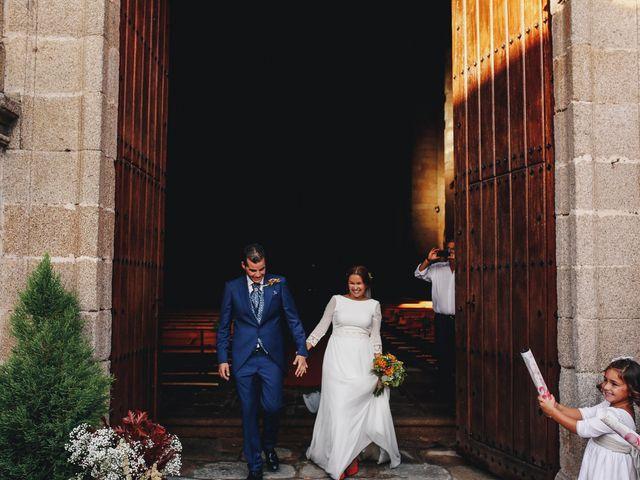 La boda de Dani y Bea en Zarza La Mayor, Cáceres 91