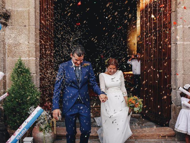 La boda de Dani y Bea en Zarza La Mayor, Cáceres 92