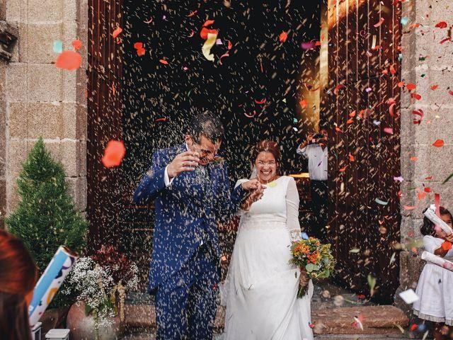 La boda de Dani y Bea en Zarza La Mayor, Cáceres 93