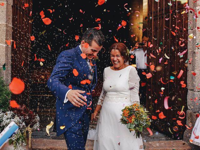 La boda de Dani y Bea en Zarza La Mayor, Cáceres 94