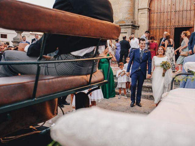 La boda de Dani y Bea en Zarza La Mayor, Cáceres 99