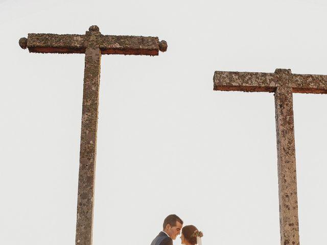 La boda de Dani y Bea en Zarza La Mayor, Cáceres 104